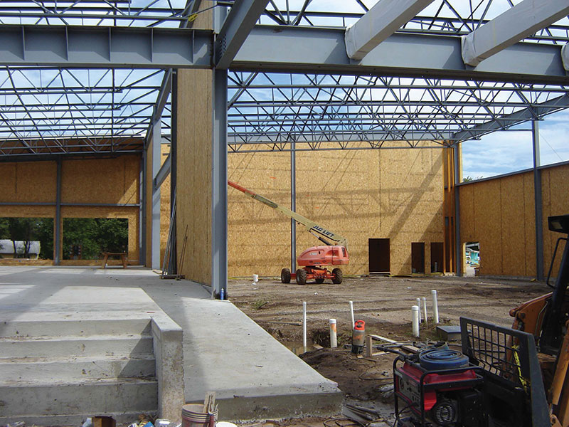 Structure Magazine Using Structural Insulated Panels On