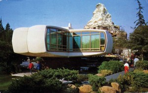 Monsanto house of the future.