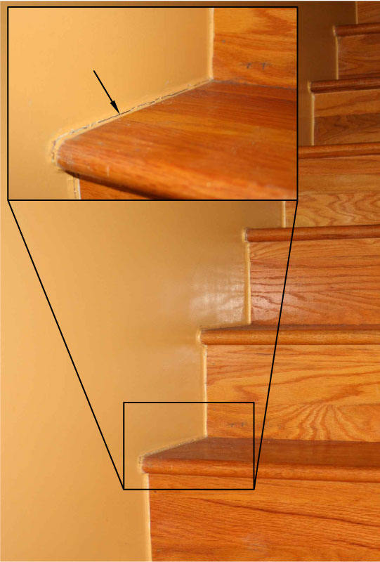 Structure Magazine Wood Framed Stair Stringer Design And