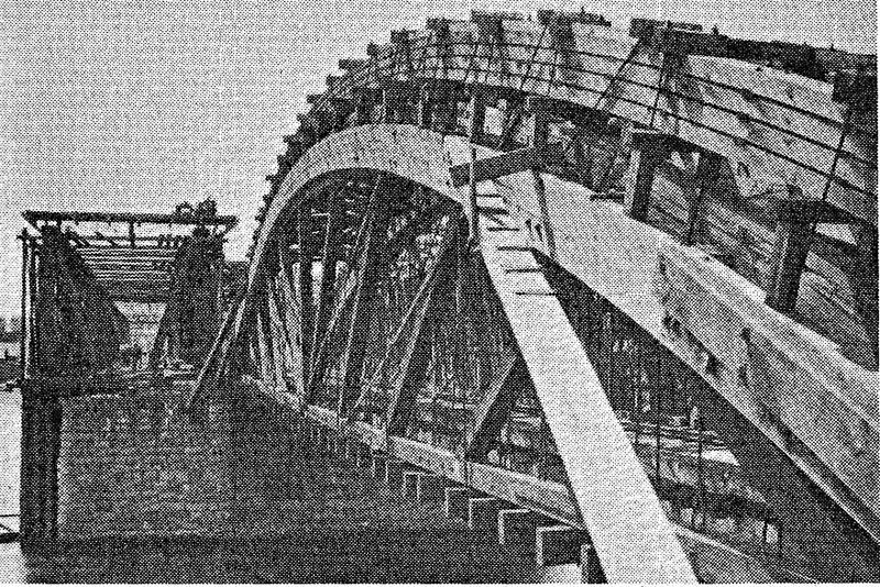 Structure Magazine Trenton Bridge First Bridge Across