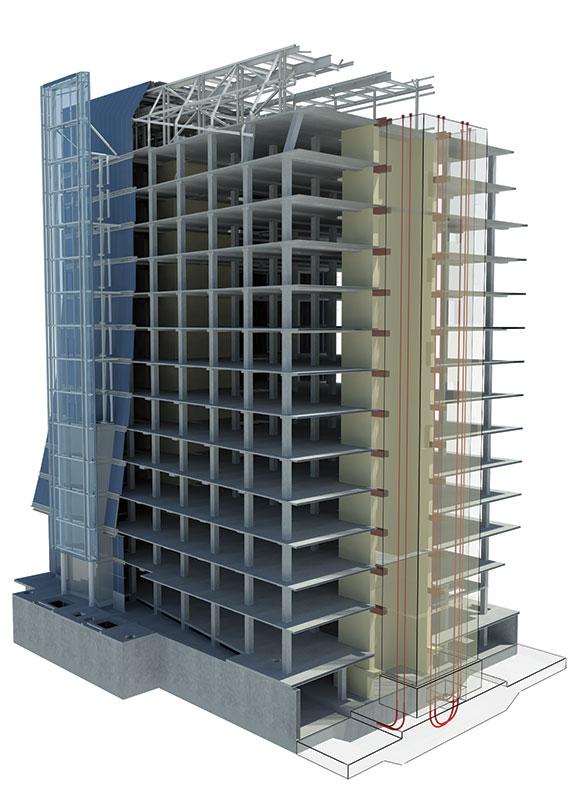 Structure Magazine Sfpuc Headquarters Building