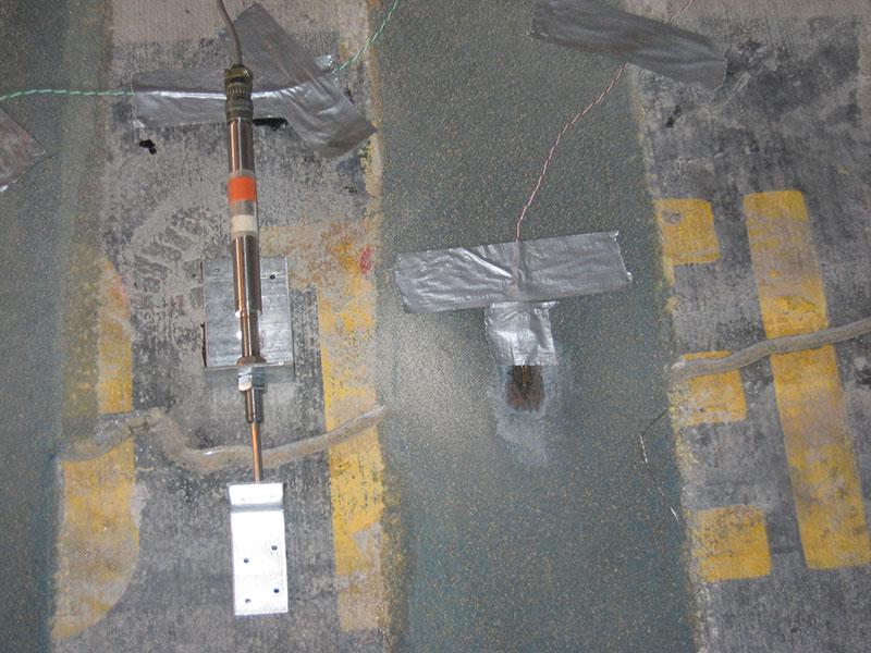 Strain Gauge Installation Strain Gauge to Measure Strain