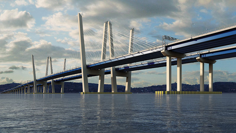 Structure Magazine Tappan Zee Hudson River Crossing