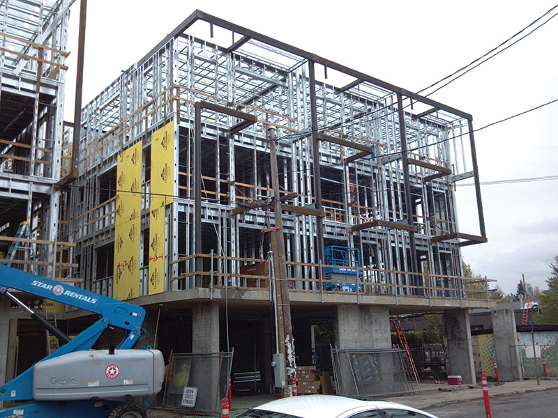 Structure Magazine Missing Cold Formed Steel Framing