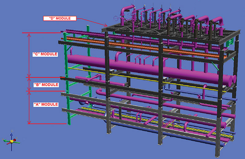 Structure Magazine Ngl Fractionation Plant On The Fast Track