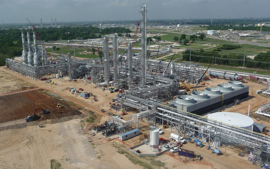 NGL Fractionation Plant on the Fast Track