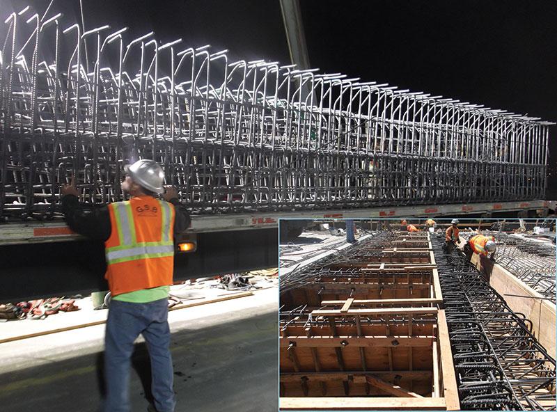 Structure Magazine Bridge Hinge Reconstruction In San