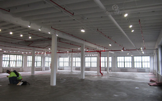Adaptive Reuse Investigation of Roof Framing