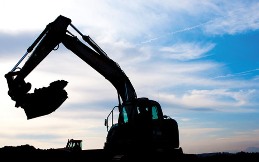 U.S. Construction Spending Up