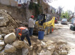 Condition Assessment of Old Stone Retaining Walls