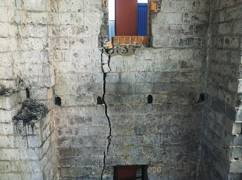 Structure Magazine Restoration Of Historic Fire Damaged