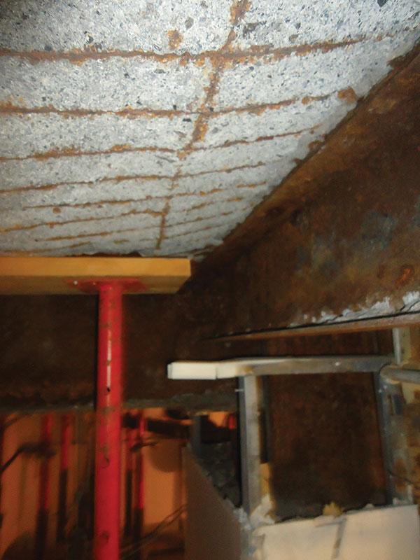 Structure Magazine Cinder Concrete Slab Construction