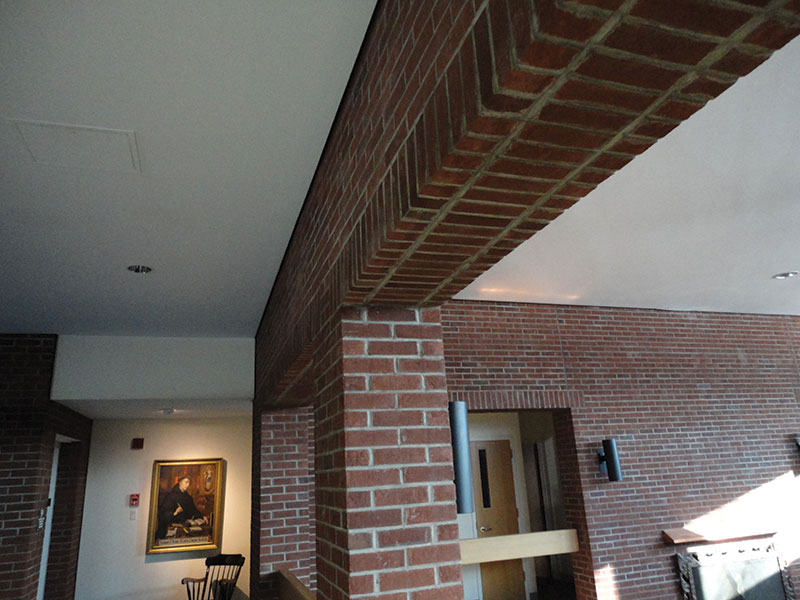 Structure Magazine Brick Beams