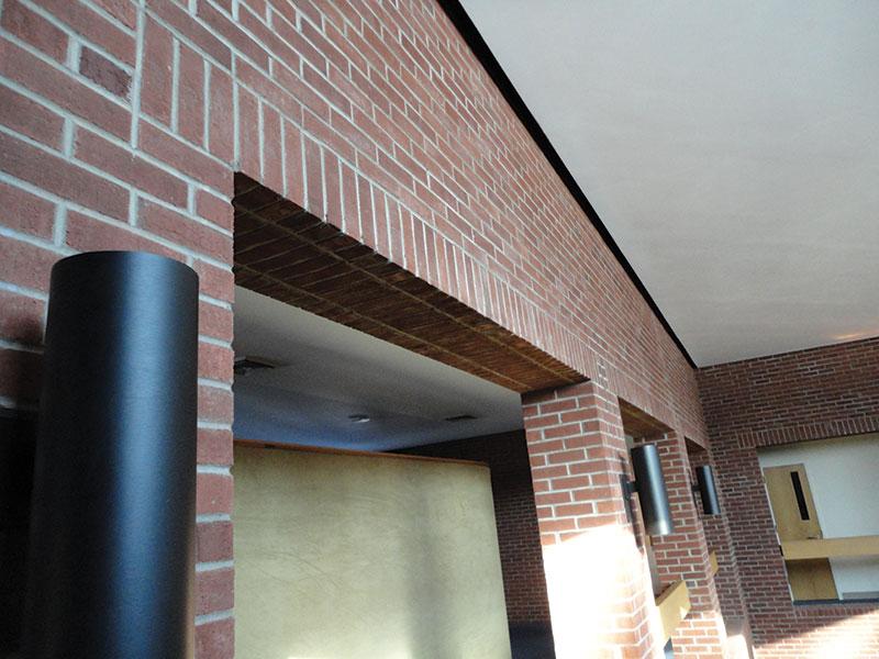 Structure Magazine Brick Beams