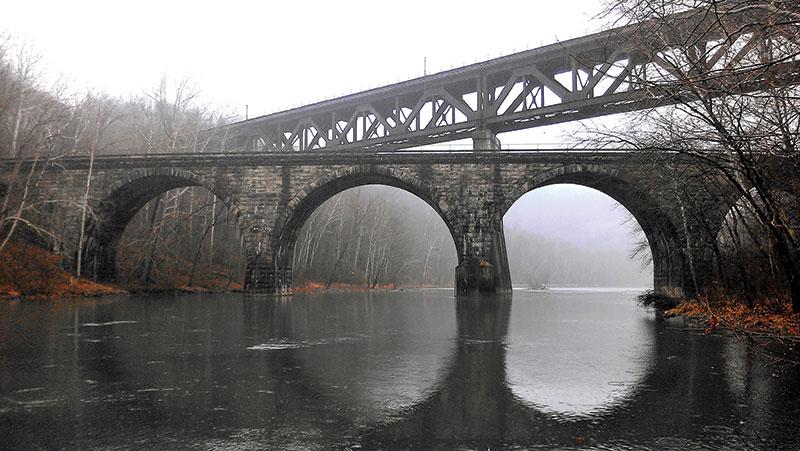 Stone Arch Bridge Design STRUCTURE magaz...