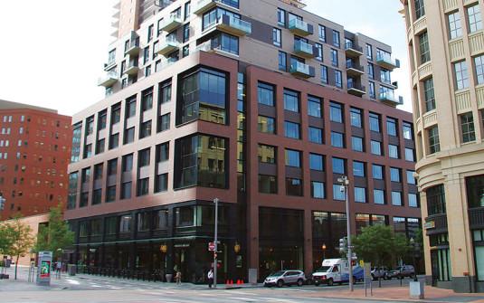Repair for Low Concrete Breaks on Downtown Denver Project