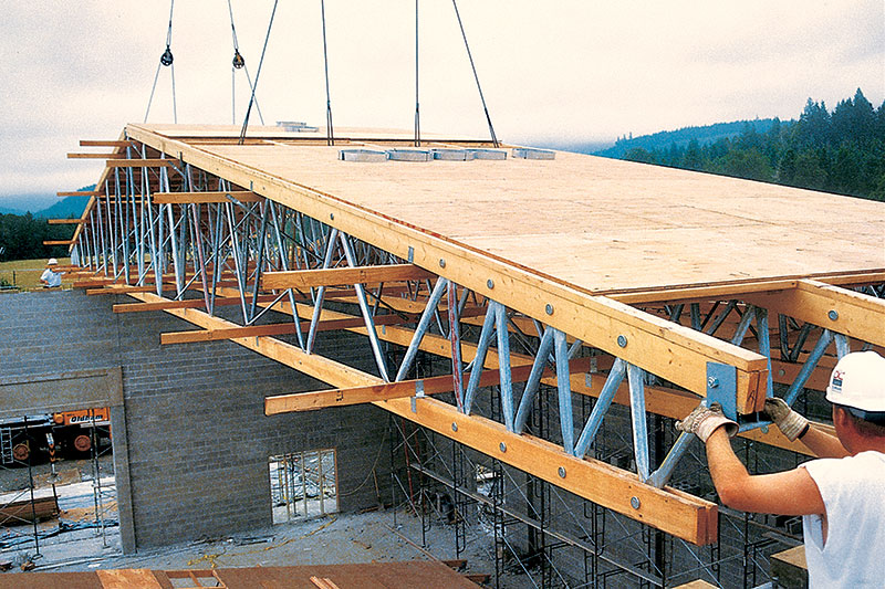 STRUCTURE magazine | Long-Span, Open-Web Trusses