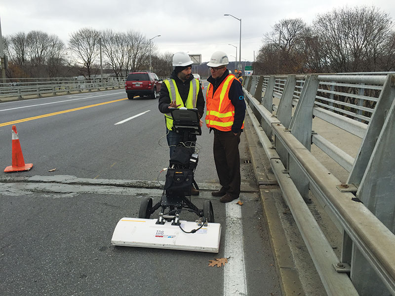 STRUCTURE magazine   Ground Penetrating Radar for Use on