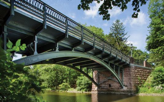Restoring New Haven's East Rock Road Bridge