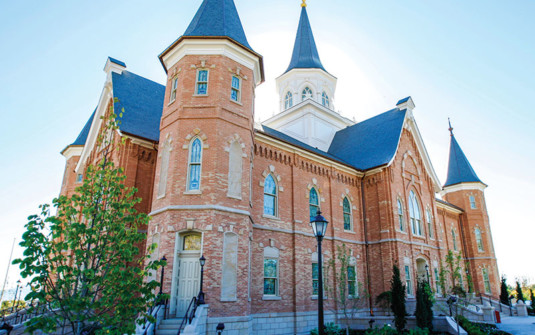 Historic Renovation of the Provo Tabernacle