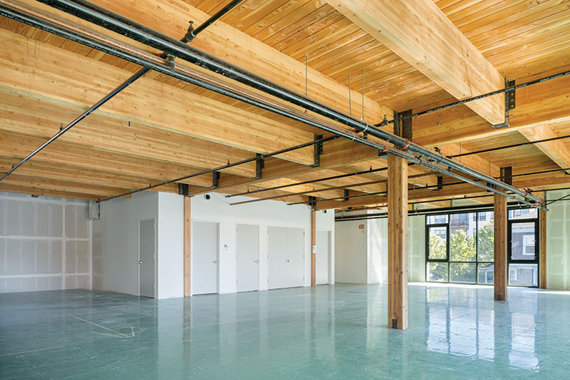 Structure Magazine Wood Meets Structural Aesthetic And