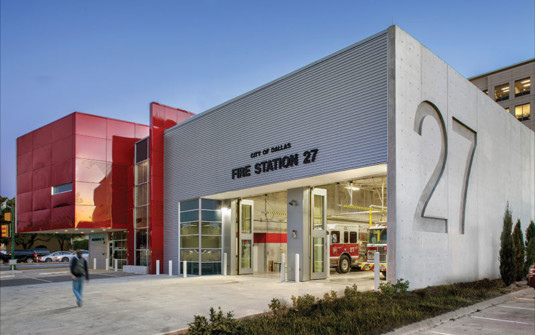 Dallas Fire Station #27