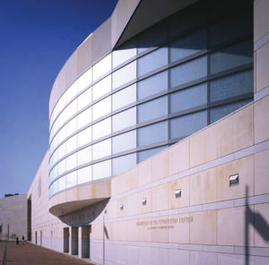 Figure 1. Large scale stone – institutional project. Courtesy of Indiana Limestone Institute.