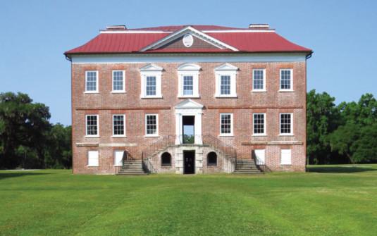 Treating Masonry Very Gently at Drayton Hall