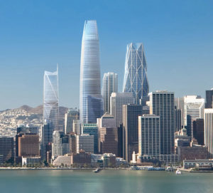 Figure 2. San Francisco Transbay District. Courtesy of Foster + Partners.