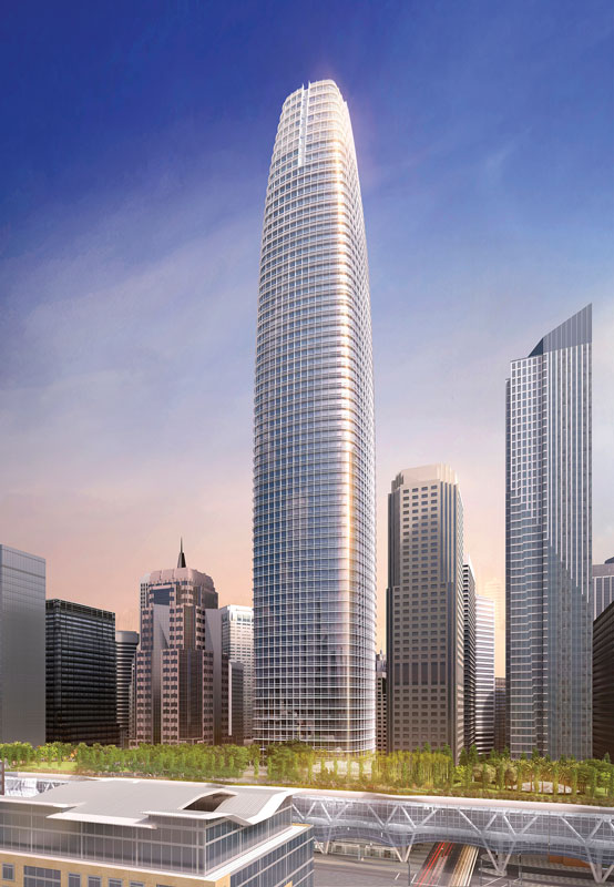 Structure Magazine Salesforce Tower