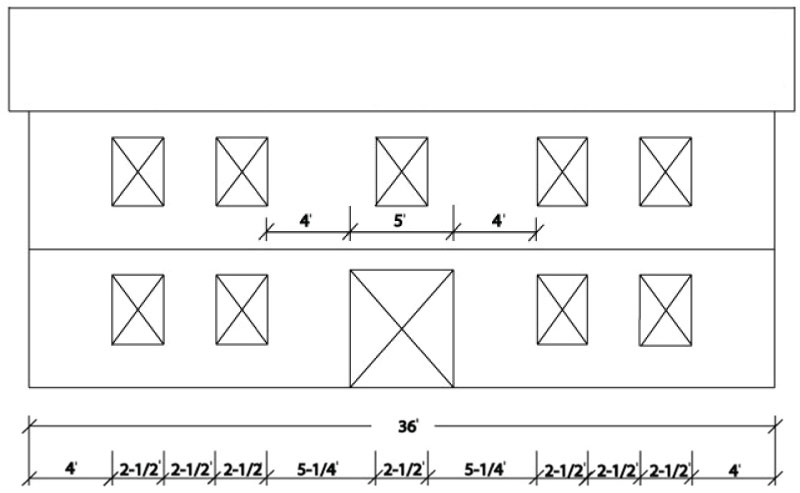 Structure Magazine Wood Shear Wall Design Examples For Wind