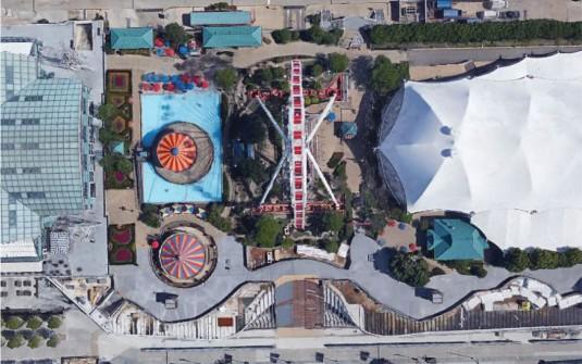 Chicago's Navy Pier Centennial Wheel