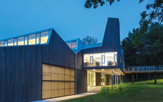 Mass Timber as Structure and Finish