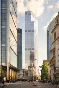 22 Bishopsgate Tower.