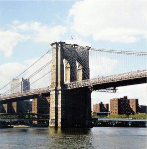 Figure 2. Brooklyn Bridge.