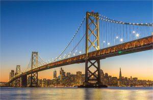 Figure 5. San Francisco – Oakland Bay Bridge, West span.