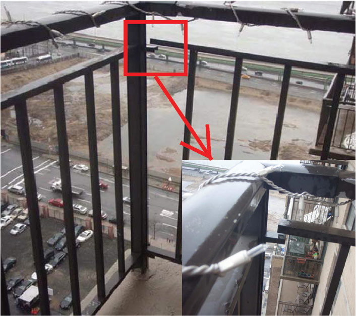 Structure Magazine Balcony Issues In High Rise Buildings