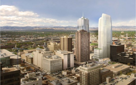 Unconventional Foundation Stabilizes Denver Skyscraper