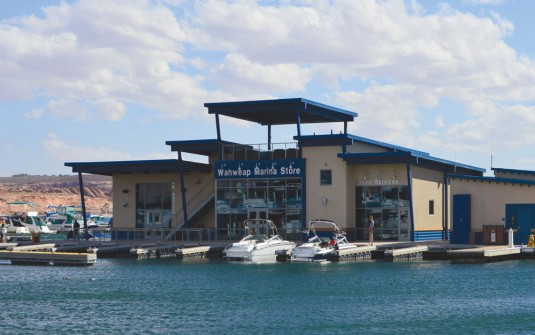 Wahweap Marina Store