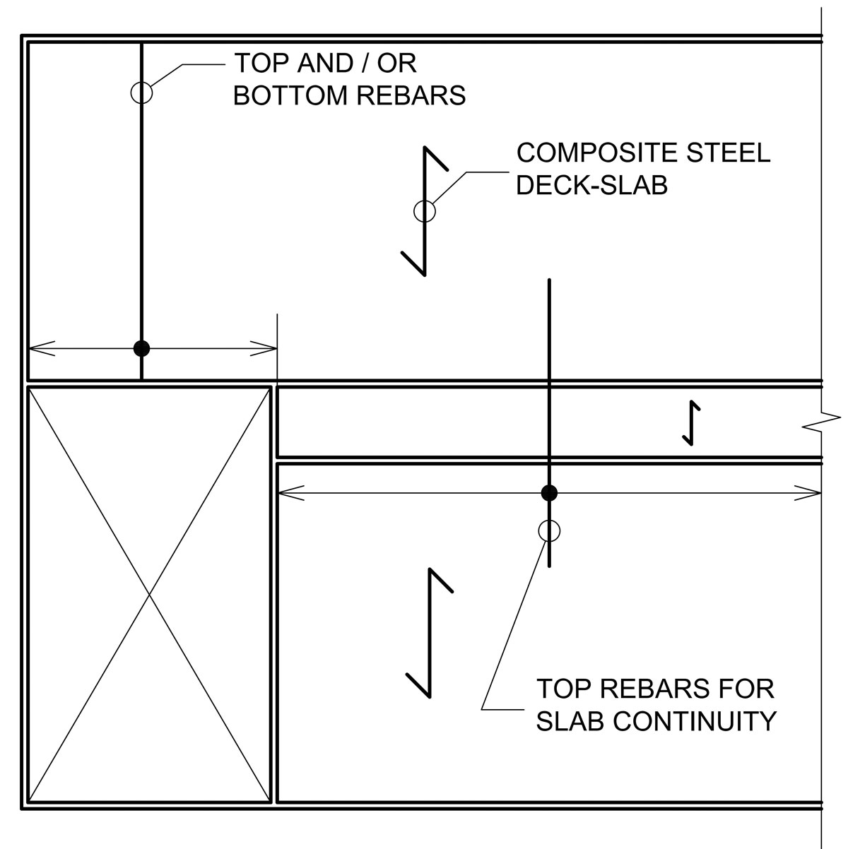 Structure Magazine Composite Steel Deck Slabs With Supplemental Reinforcing Bars