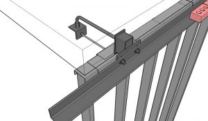 Figure 3. Edge of slab connection.