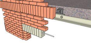 Figure 4. Reinforced lintel.